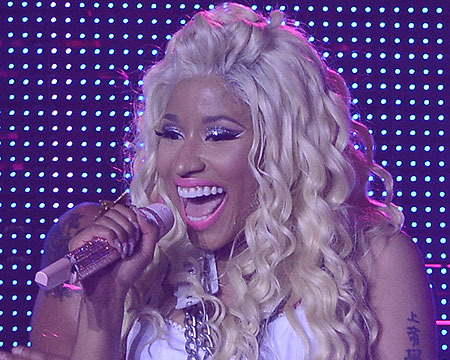Nicki Minaj Pulls Plug on U.K. Concerts to Rest Vocal Cords