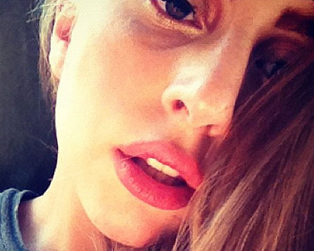 Extra Scoop: Pix! Lady Gaga Changes Her Hair Color