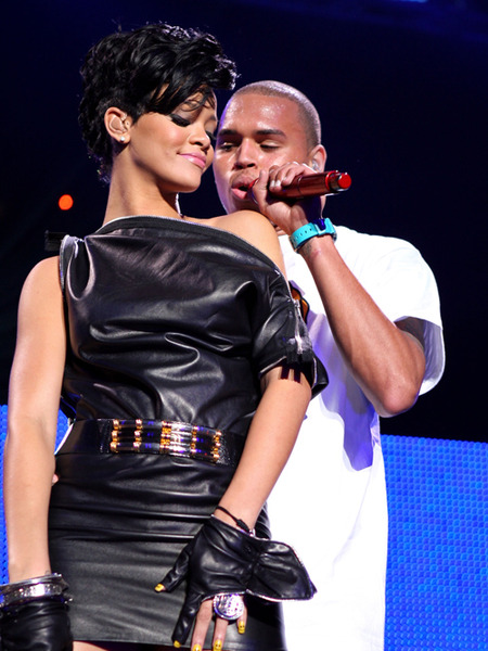 Rihanna: 'I Truly Love Chris Brown'