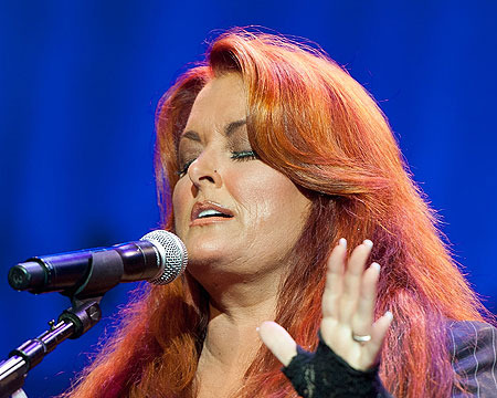 Wynonna Judd's Husband Has Leg Amputated After Motorcycle Accident