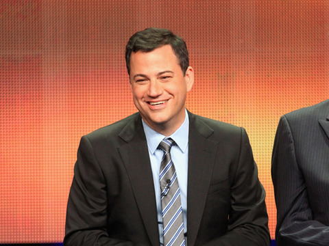 Jimmy Kimmel: Late Night Face Off with Jay Leno and David Letterman