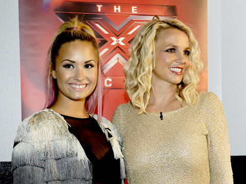 Britney Spears on 'X-Factor' Judges: 'We're the Shizzle'