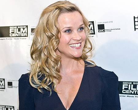 No Baby Drama for Reese Witherspoon