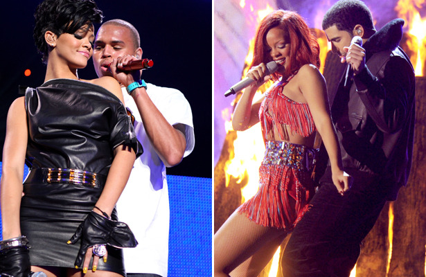Rihanna, Chris Brown and Drake to Reunite at MTV VMA Awards?