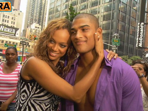 Tyra Banks Talks Rob Evans, 'America's Next Top Model' and More