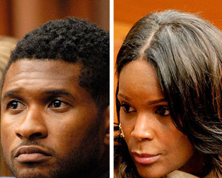 Usher Ex-Wife Loses Primary Custody of Kids
