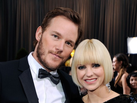 'Extra' Scoop: Anna Faris, Chris Pratt Welcome Baby Boy