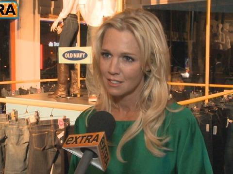 Jennie Garth Talks '90210' Reunion, Old Navy and Divorce Diet