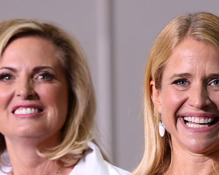 The Extra List: Fun Facts About Janna Ryan and Ann Romney
