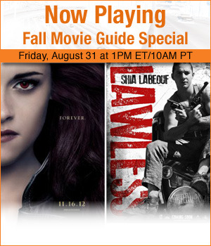 Watch 'Extra's' Fall Movie Guide with Ben and Kit
