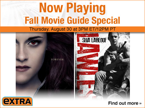 'Now Playing' Live -- Fall Movie Guide Special