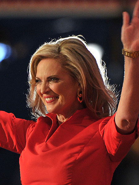 Ann Romney to the RNC: 'I Love You Women!' Watch Her Speech