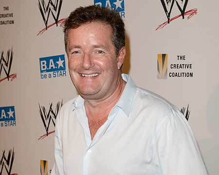 Piers Morgan on the RNC, Prince Harry, and 'AGT'