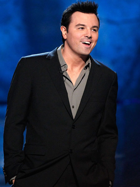 'Family Guy's' Seth MacFarlane to Host Season Premiere of 'SNL'