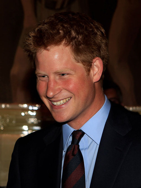 Vegas Party Pal Blames Prince Harry's Secret Service for Arrest