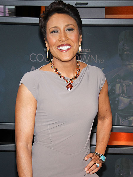 Robin Roberts Exits 'GMA' Earlier Than Planned