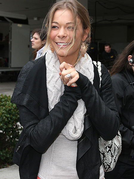 LeAnn Rimes Files Suit for Illegal Phone Recording