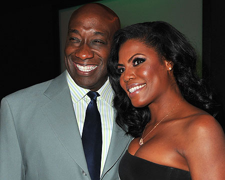 Omarosa and Michael Clarke Duncan Were Secretly Engaged?