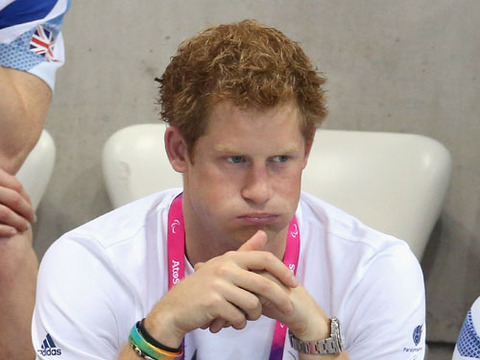 Prince Harry's Party Girl Blasted by Ex-Husband