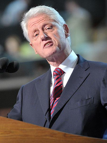 Bill Clinton's DNC Speech: The Secret Signals Revealed ...