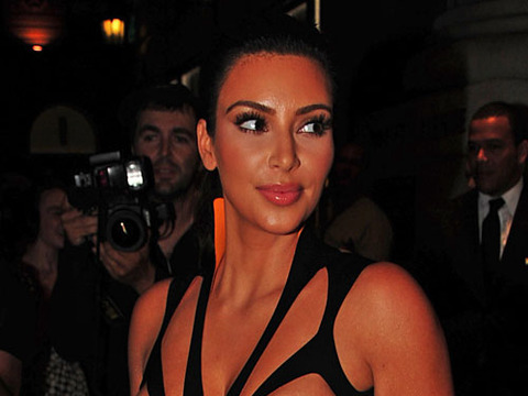 Kim Kardashian Sizzles in NYC, Talks Babies on 'The View'