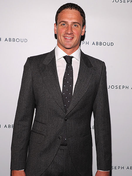 Ryan Lochte in the Swim with '30 Rock'