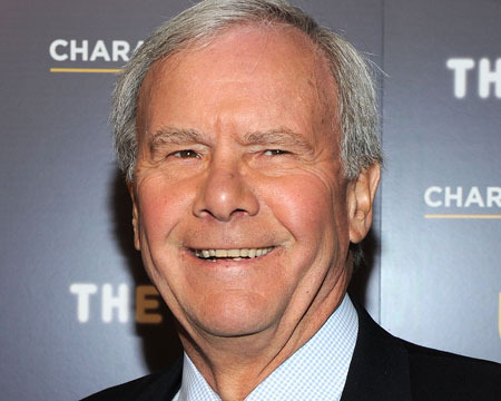 Tom Brokaw Tweets 'All Is Well' after Hospitalization