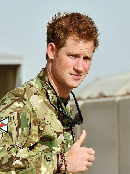 Prince Harry Shipped Off to Afghanistan