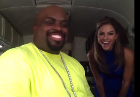 Trailer Talk with Maria Menounos and Cee Lo Green