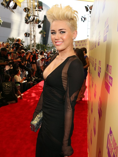 Intruder with Weapon Arrested at Miley Cyrus' Home