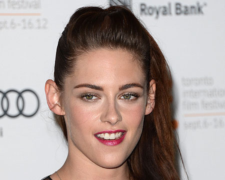 Kristen Stewart on the 'Road': 'I Need People to Push Me'
