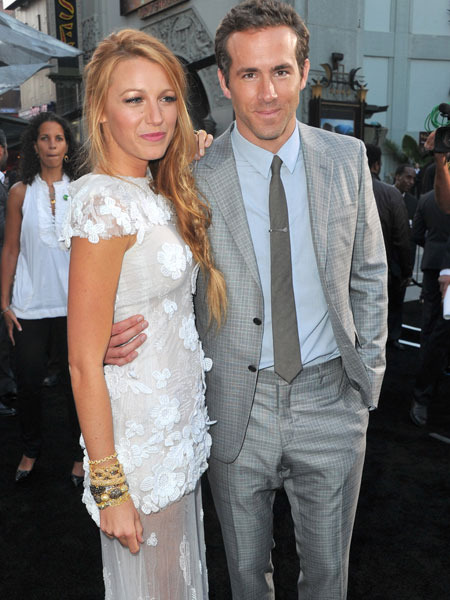 Ryan Reynolds and Blake Lively Wed in Secret Ceremony