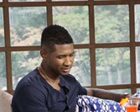 'Oprah' Sneak Peek! Usher Opens Up About Custody Battle