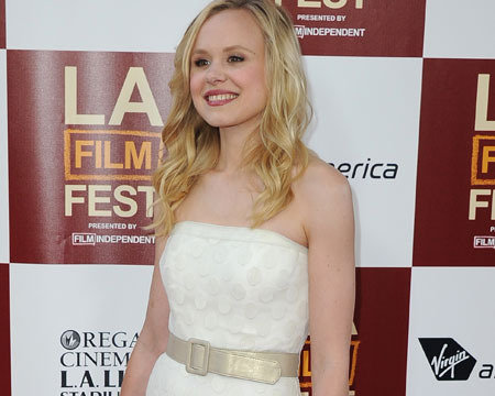 Alison Pill Explains Topless Tweet