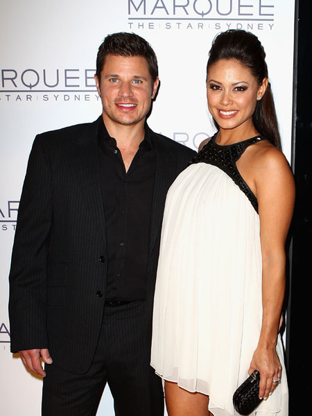 Nick and Vanessa Lachey Welcome Baby Boy!