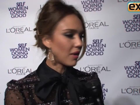 Jessica Alba and Others Are 'Women Doing Good'