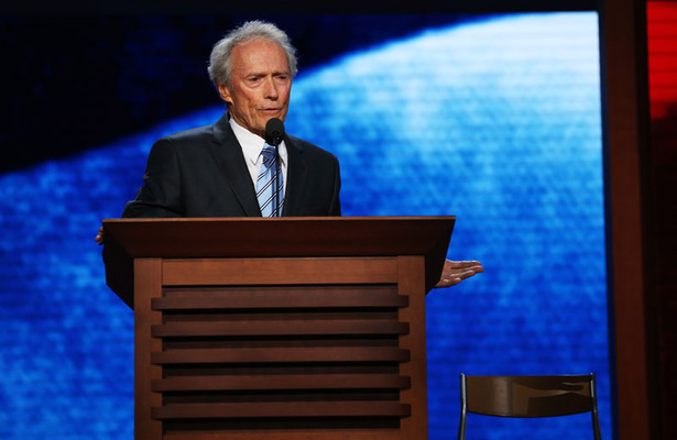 Clint Eastwood on RNC Speech: I Wouldn't Be Afraid to Do It Again