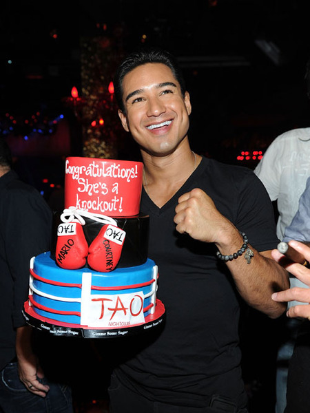 Photos and Video: Mario Lopez's Bachelor Party