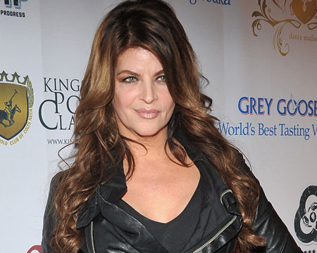 Kirstie Alley on 'Amazing' Jessica Simpson: Who Cares What She Weighs?