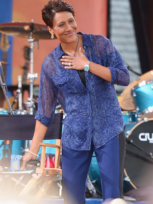Extra Scoop: Robin Roberts' Journey: My Body Is Weak But Not My Mind