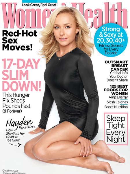 Extra Scoop: Hayden Panettiere's Best Kept Beauty Secrets