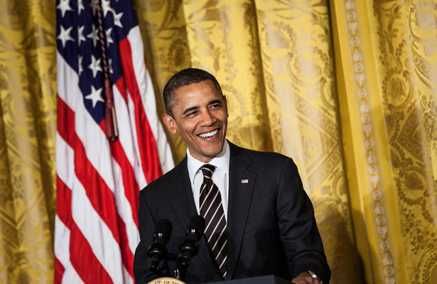 President Obama: Beyoncé is a Great Role Model for My Girls