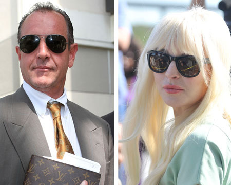 Michael Lohan on LiLo Arrest: It Was a Setup