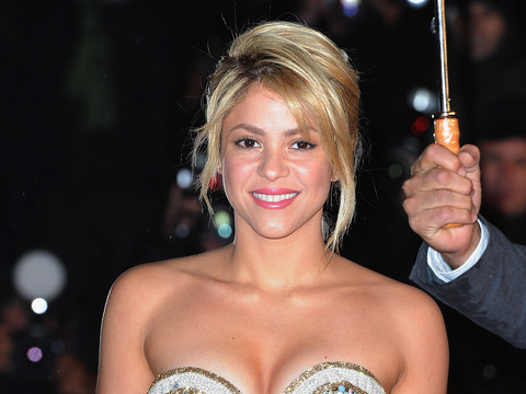 Extra Scoop: Shakira Still Pregnant... April Fools!