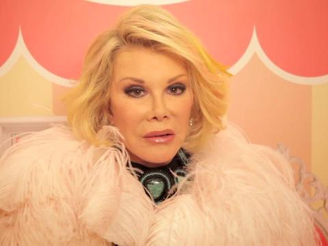 Joan Rivers' Plastic Surgery Confession