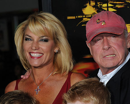 Tony Scott Leaves Fortune to His Family