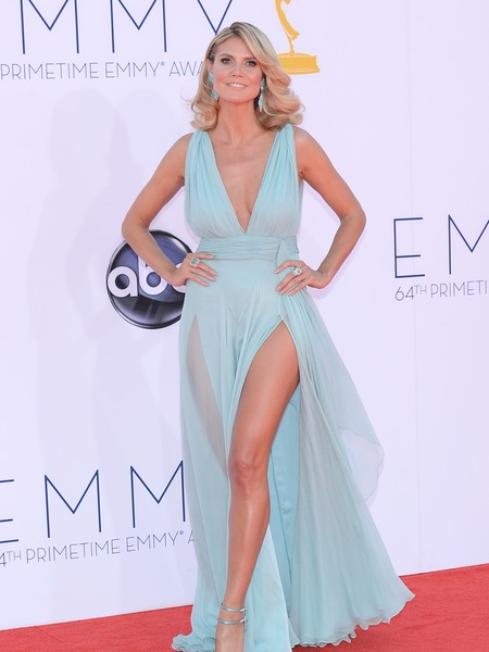 Fashion Flashback: Emmy Awards 2012 Red Carpet