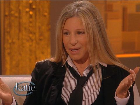 Sneak Peek! Barbra Streisand Opens Up to Katie Couric