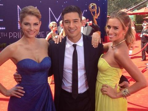 'Extra' at the Emmys! Winners, Parties, Bloopers and More!