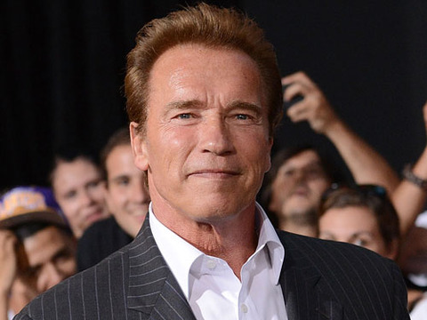 Arnold Schwarzenegger Writes Explosive Tell-All About Secret Son